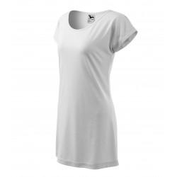 Koszulka/sukienka damska Love 123 MALFINI Koszulki - 4