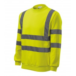 Bluza unisex HV Essential 4V6 RIMECK Odzież robocza - 2