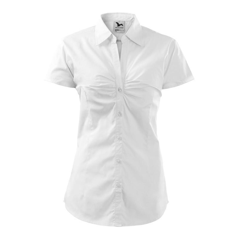 Koszula damska Chic 214 MALFINI Koszule - 4