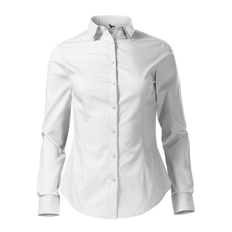 Koszula damska Style LS 229 MALFINI Koszule - 4