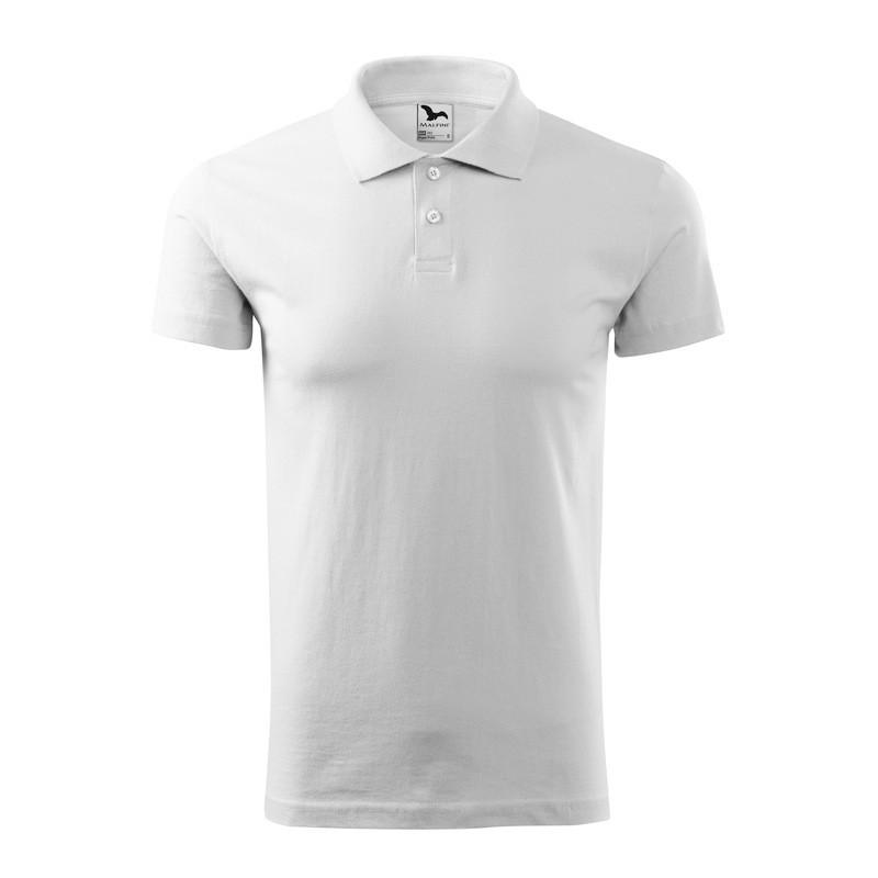 Koszulka polo męska Single J. 202 MALFINI Koszulki Polo - 19