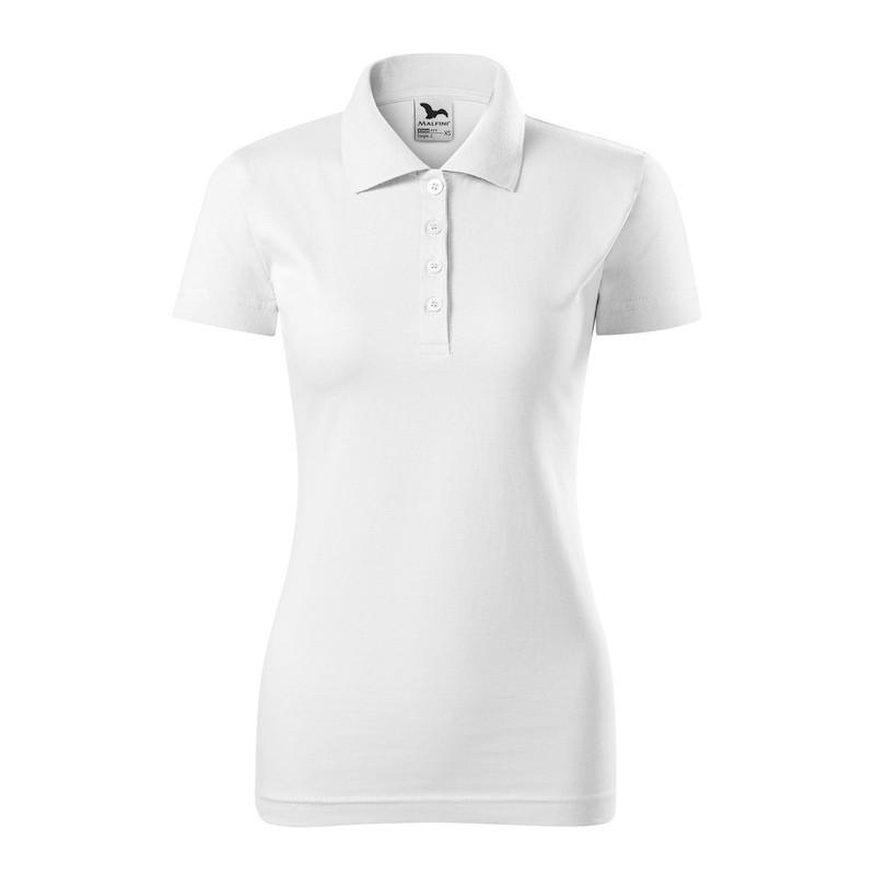 Koszulka polo damska Single J. 223 MALFINI Koszulki Polo - 37