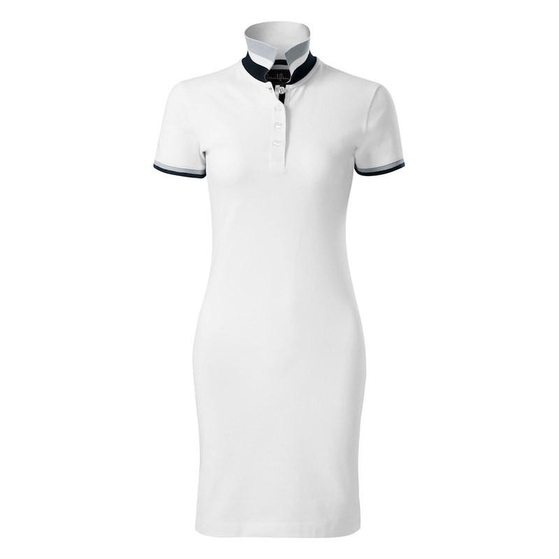 Sukienka damskie Dress up 271 MALFINIPREMIUM Koszulki Polo - 4