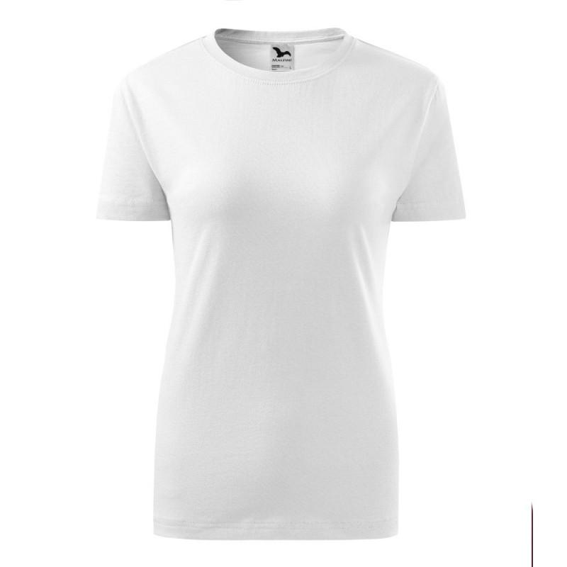 Koszulka damska Classic New 133 MALFINI Koszulki - 52