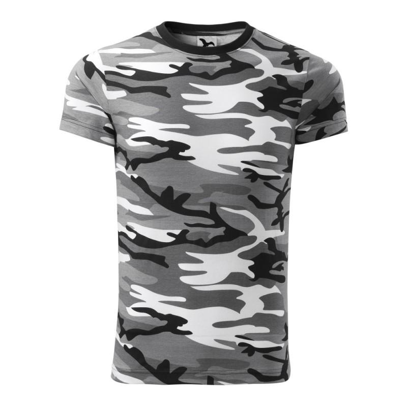 Koszulka unisex Camouflage 144 MALFINI Koszulki - 4