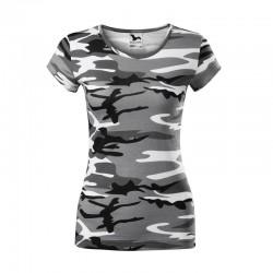 Koszulka damska Camo Pure C22 MALFINI Koszulki - 4