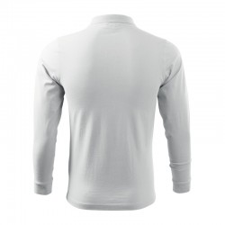 Koszulka polo męska Single J. LS 211 MALFINI Koszulki Polo - 18