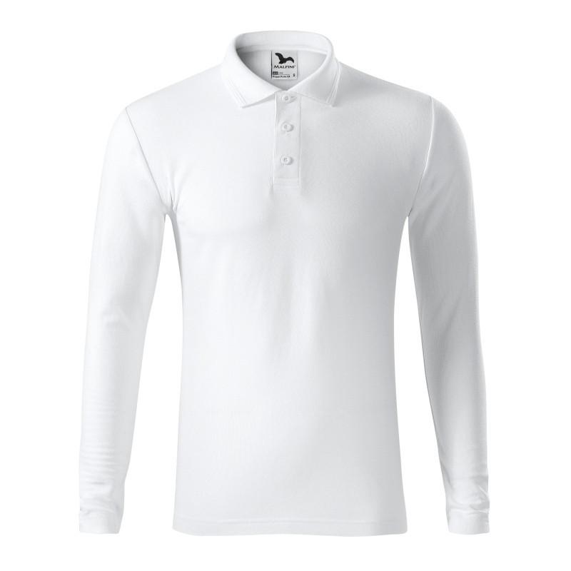 Koszulka polo męska Pique Polo LS 221 MALFINI Koszulki Polo - 25