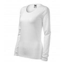 Koszulka damska Slim 139 MALFINI Koszulki - 4
