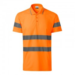 Koszulka polo unisex HV Runway 2V9 RIMECK Odzież robocza - 4