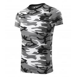 Koszulka unisex Camouflage 144 MALFINI Koszulki - 5