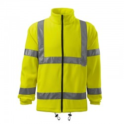 Polar unisex HV Fleece Jacket 5V1 RIMECK Odzież robocza - 1