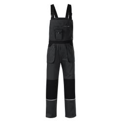 Spodnie robocze ogrodniczki męskie Woody W02 RIMECK Odzież robocza - 4