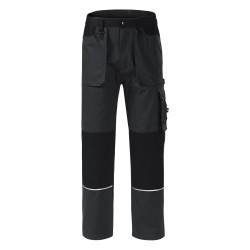Spodnie robocze męskie Woody W01 RIMECK Odzież robocza - 4
