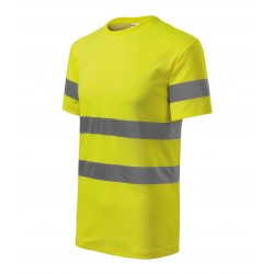 Koszulka unisex HV Protect 1V9 RIMECK Odzież robocza - 2