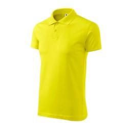 Koszulka Polo Single J. X02 MALFINI Wyprzedaż - 1