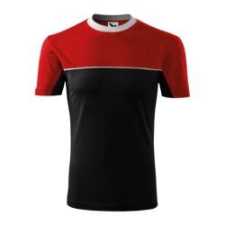 Koszulka unisex Colormix 1X9 MALFINI Wyprzedaż - 1