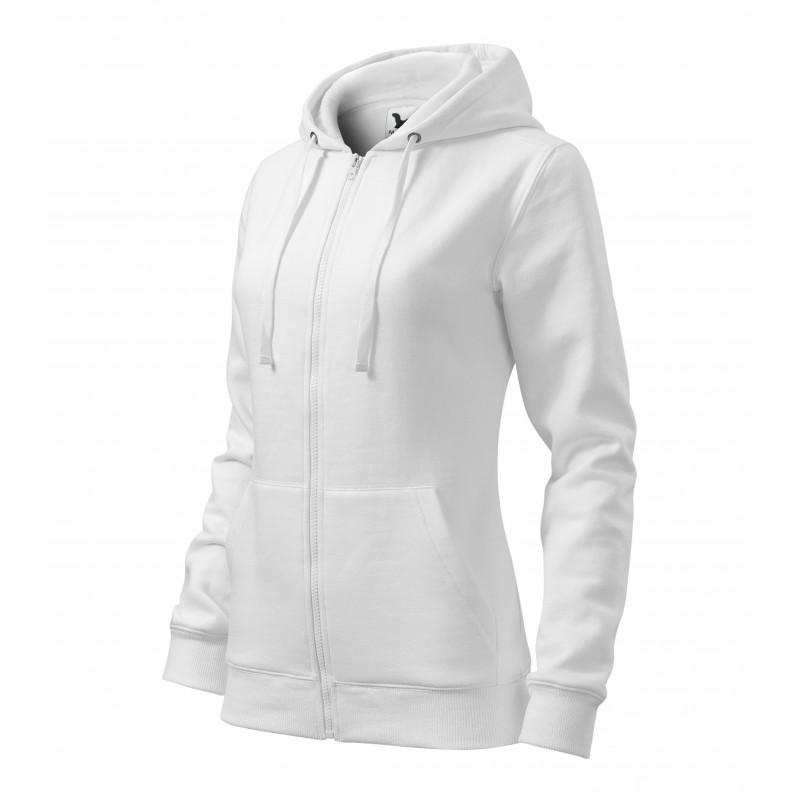 Bluza damska Trendy Zipper 4X1 MALFINI Wyprzedaż - 2