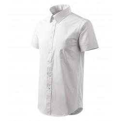 Koszula męska Chic 207 MALFINI Koszule - 5