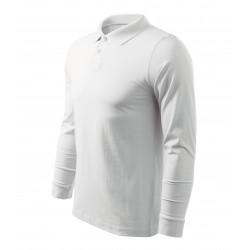 Koszulka polo męska Single J. LS 211 MALFINI Koszulki Polo - 17