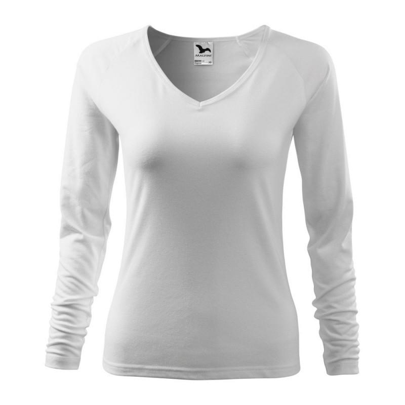 Koszulka damska Elegance 127 MALFINI Koszulki - 5