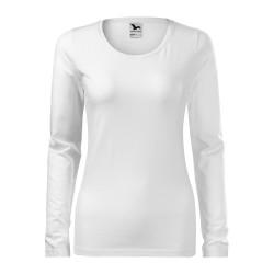 Koszulka damska Slim 139 MALFINI Koszulki - 3