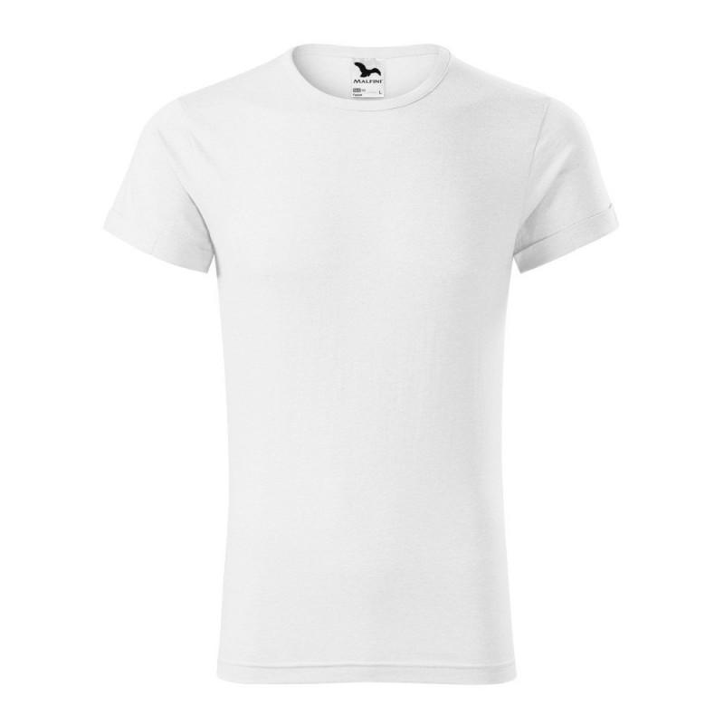 Koszulka męska Fusion 163 MALFINI Koszulki - 15