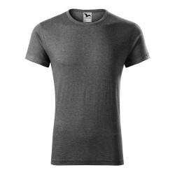 Koszulka męska Fusion 163 MALFINI Koszulki - 3