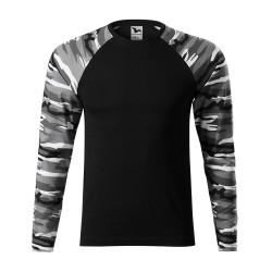 Koszulka unisex Camouflage LS 166 MALFINI Koszulki - 3