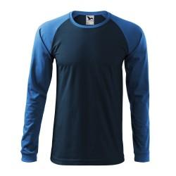 Koszulka męska Street LS 130 MALFINI Koszulki - 5