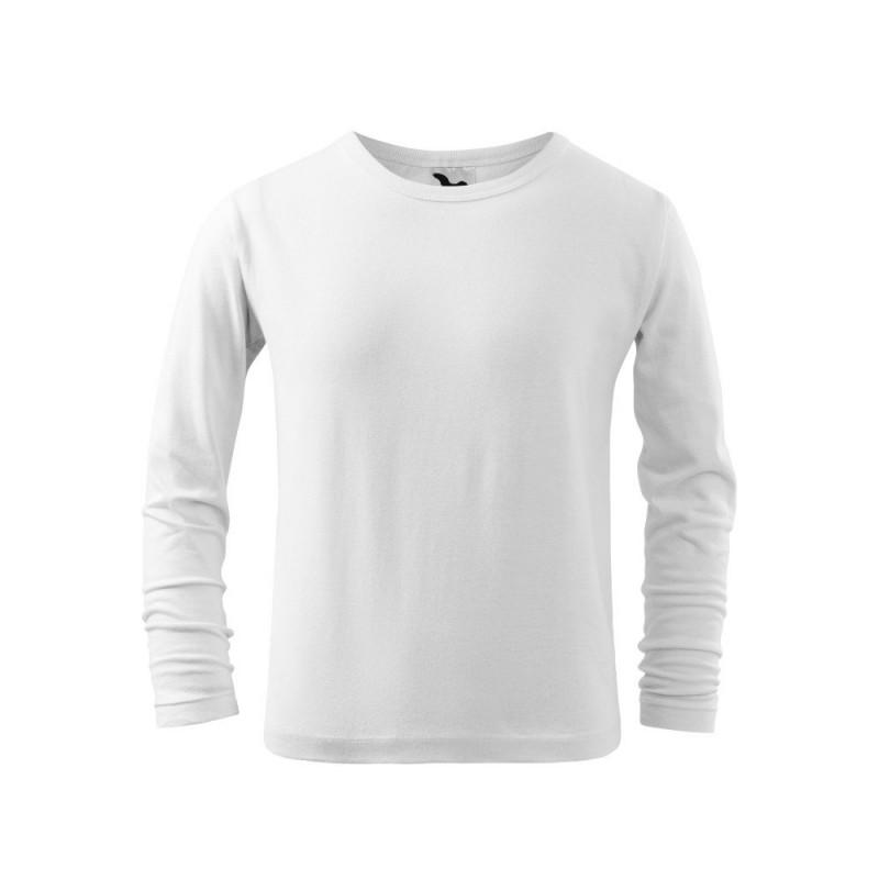 Koszulka dziecięca Fit-T LS 121 MALFINI Koszulki - 16