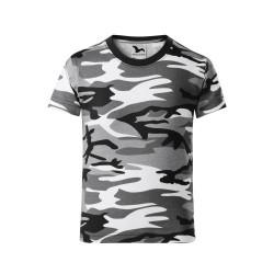 Koszulka dziecięca Camouflage 149 MALFINI Koszulki - 3