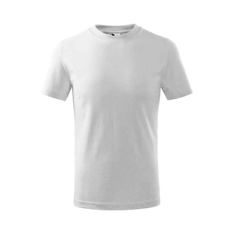 Koszulka dziecięca Basic 138 MALFINI Koszulki - 26