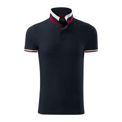 Koszulka polo męska Collar Up 256 MALFINIPREMIUM Koszulki Polo - 16
