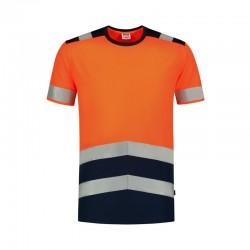 Koszulka unisex T-Shirt High Vis Bicolor T01