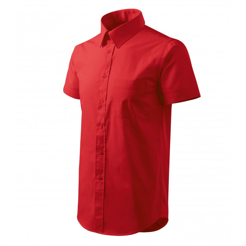 Koszula męska Shirt short sleeve 2X7 MALFINI Wyprzedaż - 1